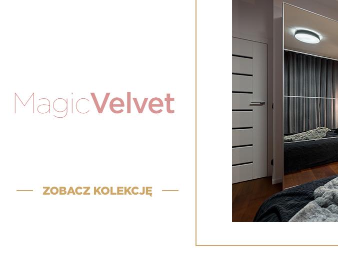 Kolekcja Magic Velvet Logo